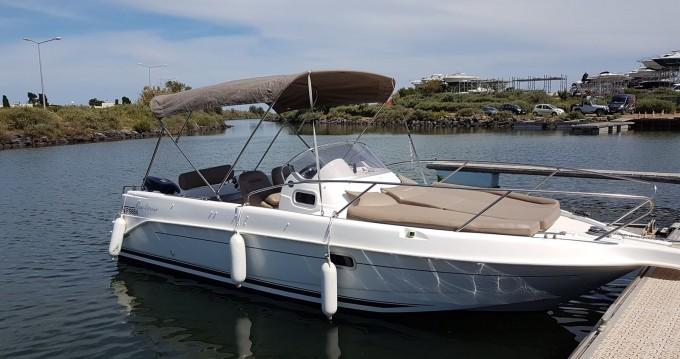 Louer Bateau à moteur avec ou sans skipper B2 Marine à Mauguio