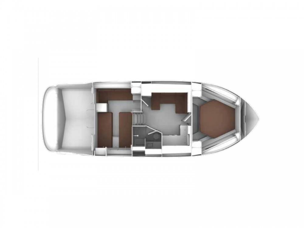 Bootverhuur Pula goedkoop Bavaria S40 HT