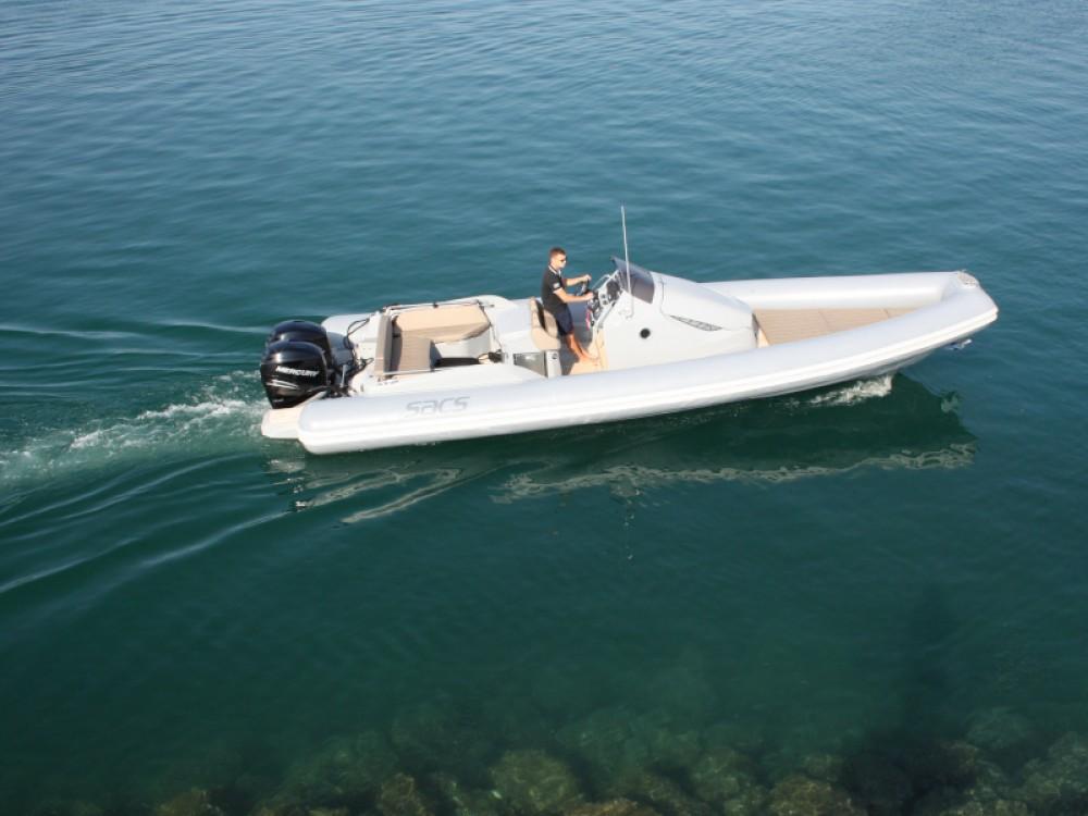Jachthuur in Marina Kornati - Bavaria Sacs Strider 10 via SamBoat