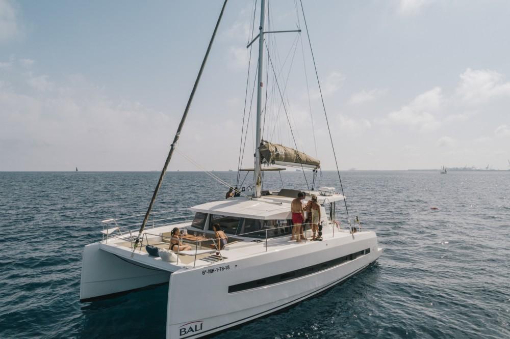 Location bateau Bali Catamarans Bali 4.1 à Barcelone sur Samboat