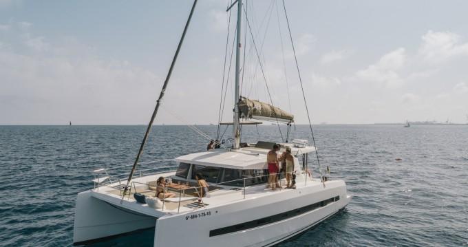 Louez un Bali Catamarans Bali 4.1 à Barcelone