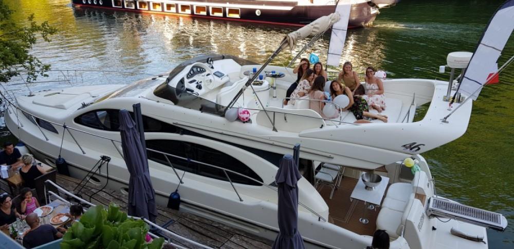 Location yacht à Auvergne-Rhône-Alpes - Azimut Azimut 46 sur SamBoat