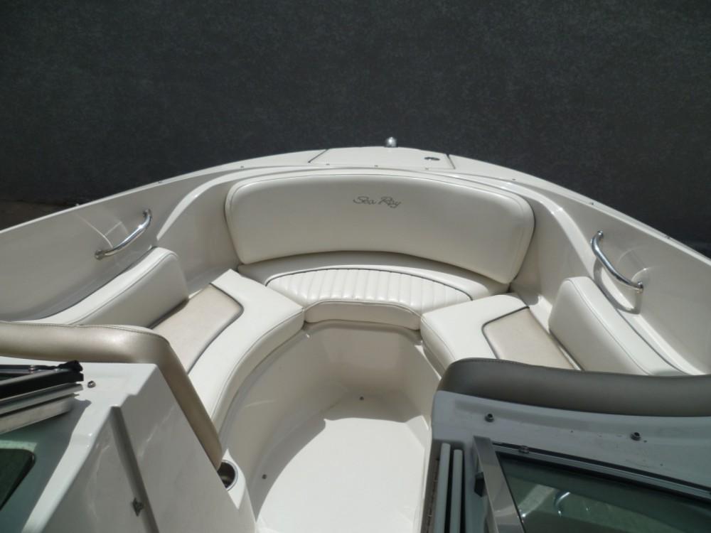 Location bateau Sea Ray Sea Ray 210 Select à Marseillan sur Samboat