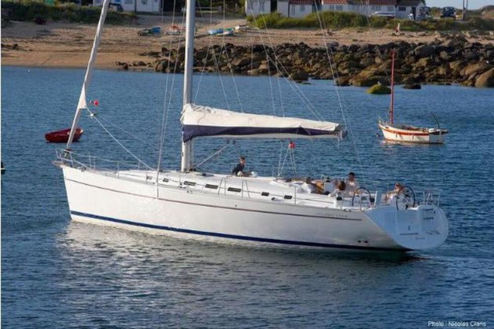 Location bateau Bénéteau Cyclades 50.4 à La Rochelle sur Samboat