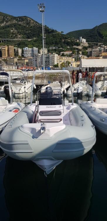 Italboats Predator 599 AS entre particuliers et professionnel à Salerne