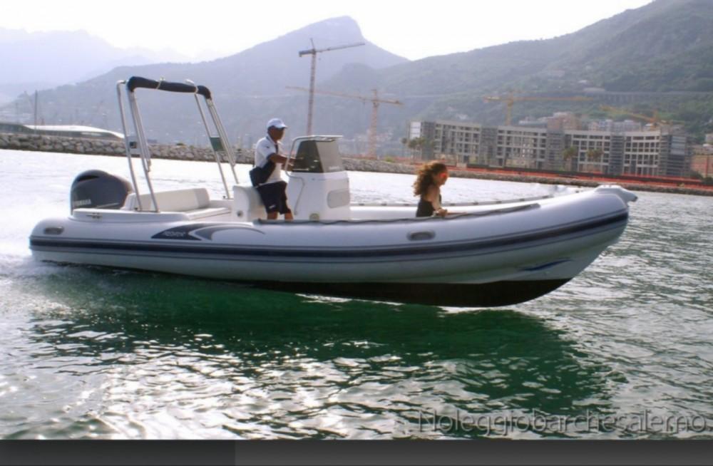 MRL Ribs PREDATOR 6,80 te huur van particulier of professional in Salerno