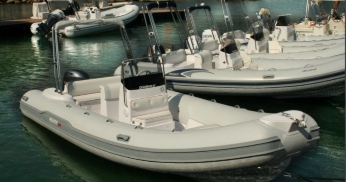 Italboats Predator 599 AS entre particuliers et professionnel à Salerno