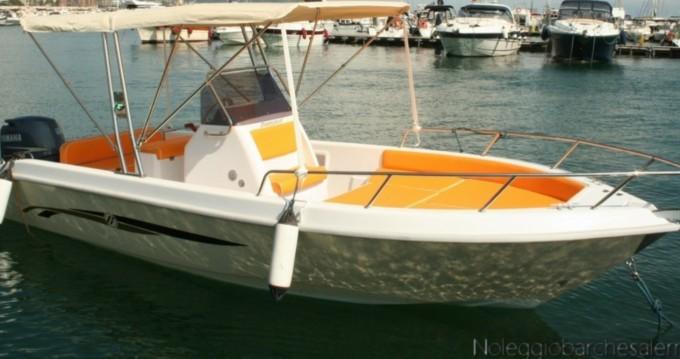 Location Bateau à moteur à Salerno - Terminal Boat Terminal boat 21