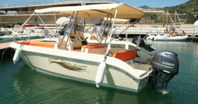 Terminal Boat Terminal boat 21 entre particuliers et professionnel à Salerno