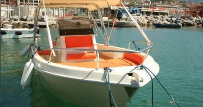 Location yacht à Salerno - Terminal Boat Terminal boat 21 sur SamBoat