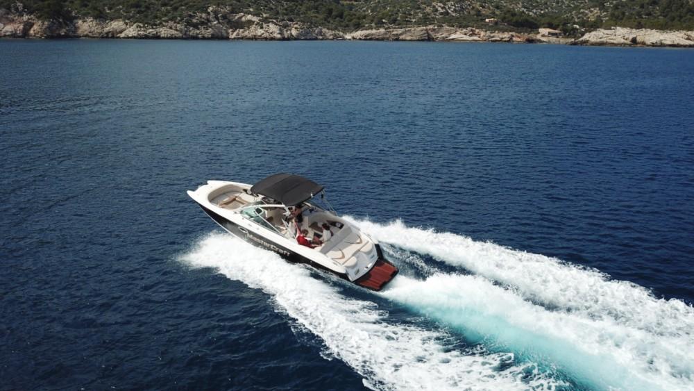 Verhuur Motorboot in Santa Ponsa - Mastercraft Maristar 280 SS