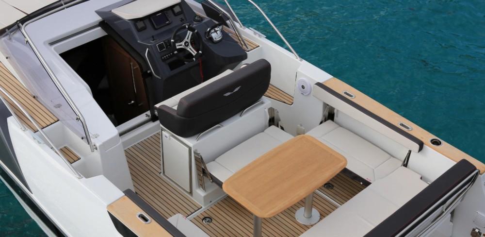 Location bateau Amalfi pas cher Flyer 8