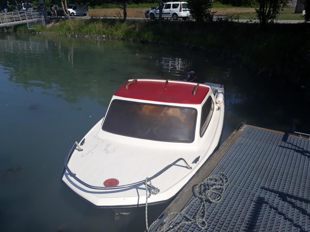 Verhuur Motorboot Cid met vaarbewijs