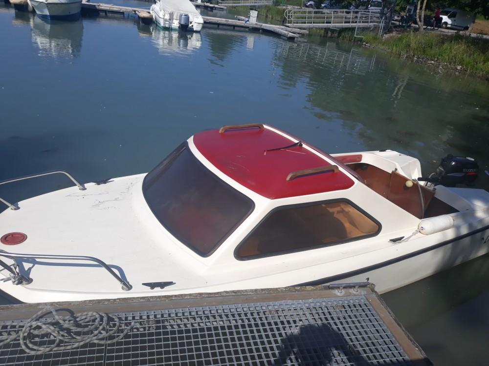 Verhuur Motorboot in Chanaz - Cid CID470
