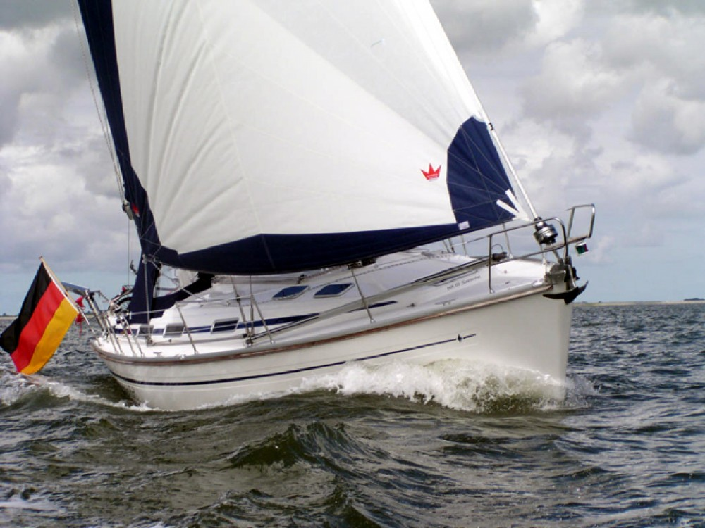 Verhuur Zeilboot in Gotenburg - Bavaria Bavaria 41