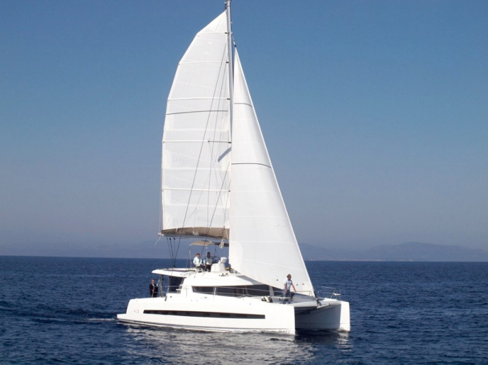 Bali Catamarans Bali 4.3 entre particuliers et professionnel à Capo d'Orlando Marina
