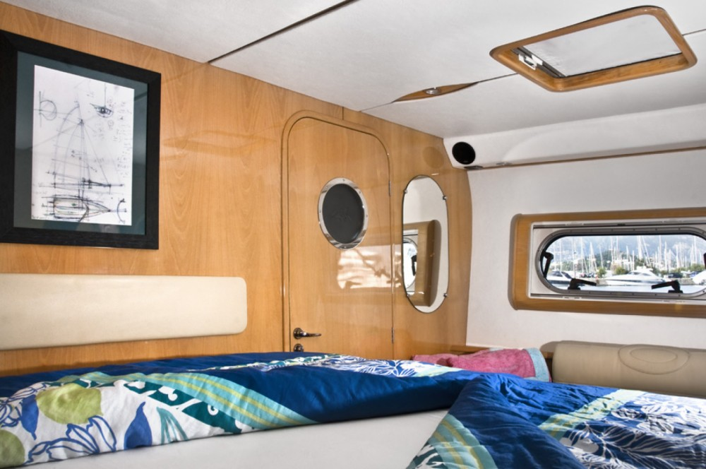 Bootverhuur Alliaura Privilege 585 in Marina Gouvia via SamBoat