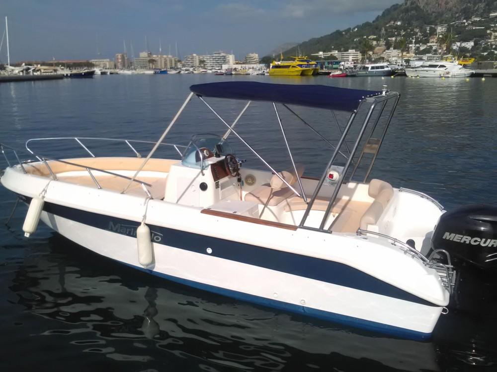Huur Motorboot met of zonder schipper Marinello in Torroella de Montgrí
