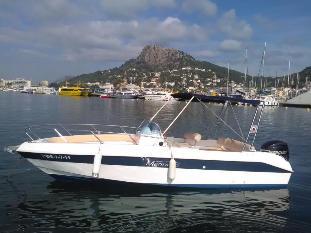 Verhuur Motorboot Marinello met vaarbewijs