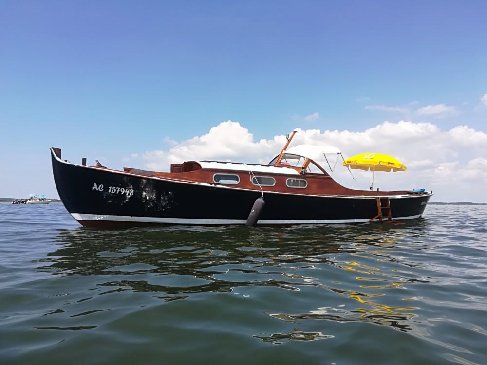 Verhuur Motorboot Darnaudguilhem  met vaarbewijs