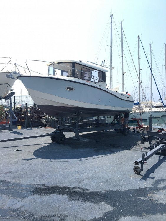 Bootverhuur Quicksilver Quicksilver 755 Pilothouse in Saint-Raphaël via SamBoat