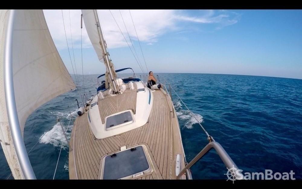 Bootsverleih Bavaria Cruiser 42 Barcelona Samboat