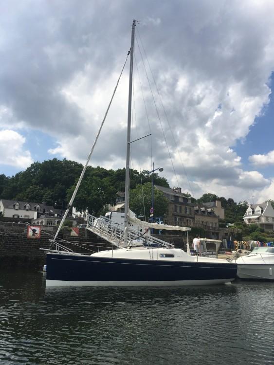 Location yacht à Larmor-Plage - Jeanneau Sun 2500 sur SamBoat