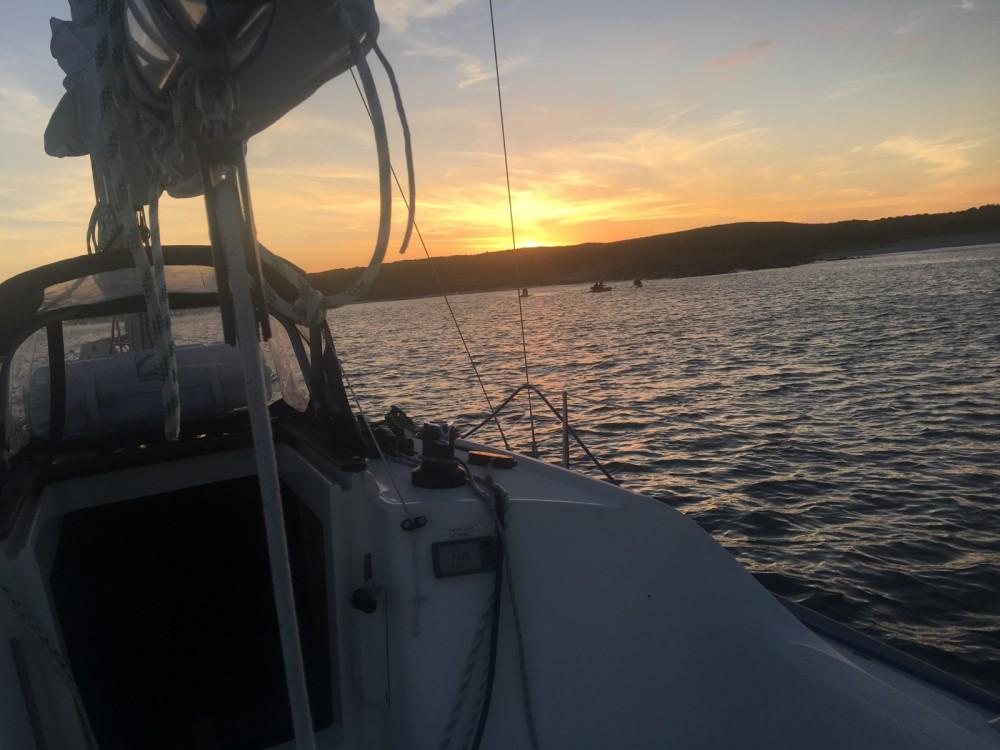 Location bateau Larmor-Plage pas cher Sun 2500