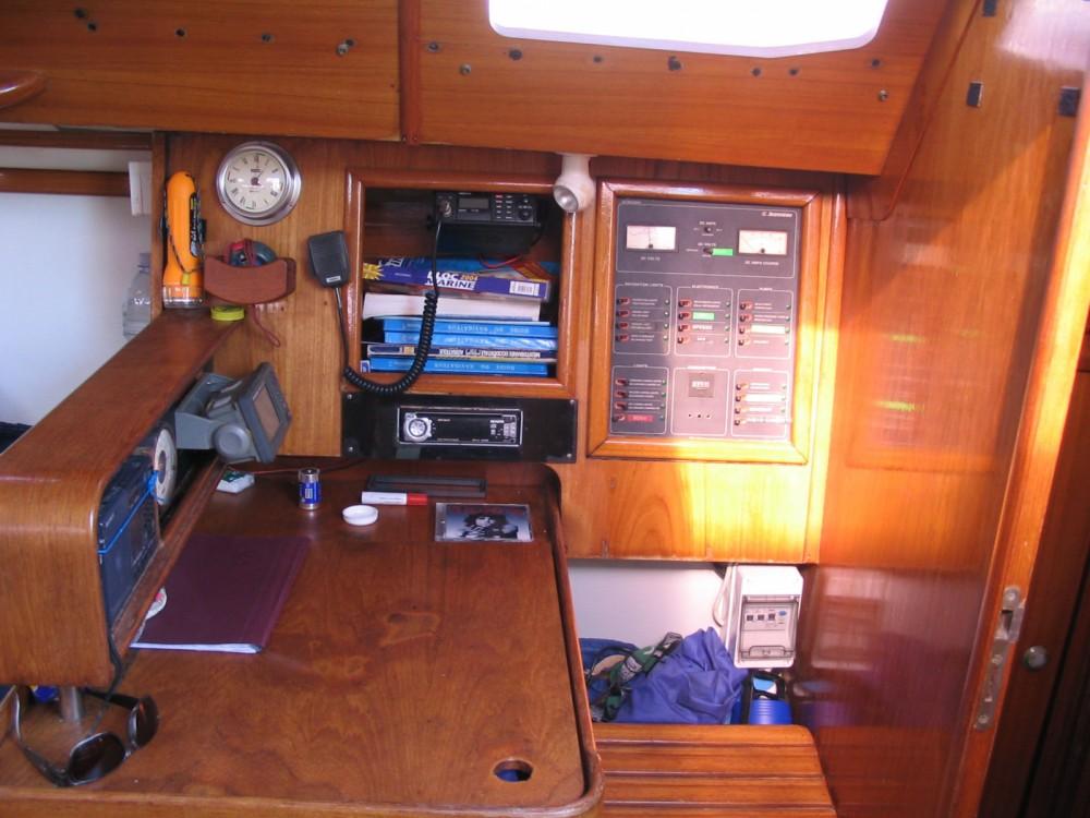 Bootverhuur Le Lavandou goedkoop Voyage 11.20