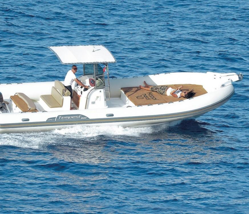 Yacht-Charter in Marseille - Capelli Tempest 900 Sun auf SamBoat