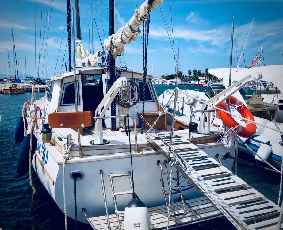noleggio Barca a vela Città di Castello - Franchini Franchini 37