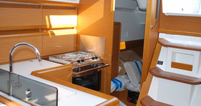 Location bateau Μαρίνα Αλίμου pas cher Sun Odyssey 379