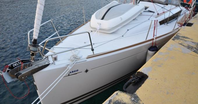 Location yacht à Μαρίνα Αλίμου - Jeanneau Sun Odyssey 379 sur SamBoat