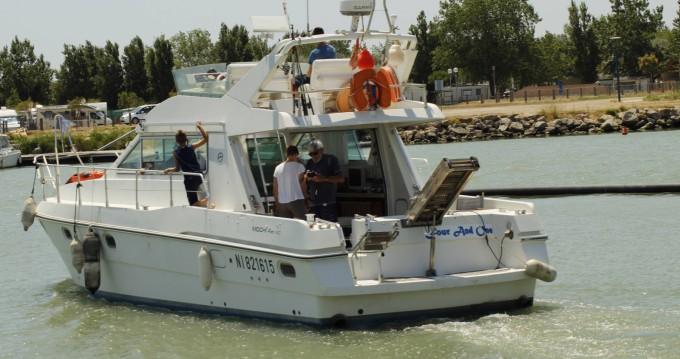 Location yacht à Vendres - Mochi Craft Mochi Craft 42 Fly sur SamBoat