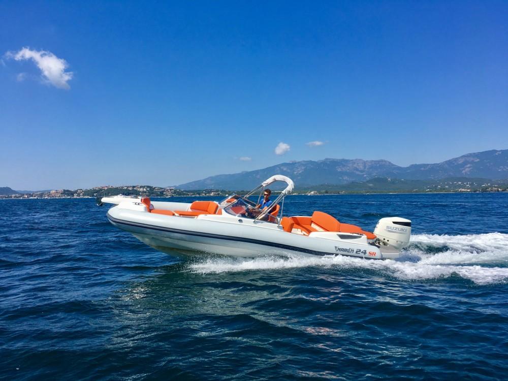 Marlin Marlin Boat 24SR entre particuliers et professionnel à Porto-Vecchio