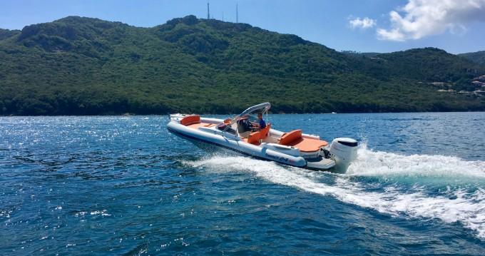 Location bateau Porto-Vecchio pas cher Marlin Boat 24SR