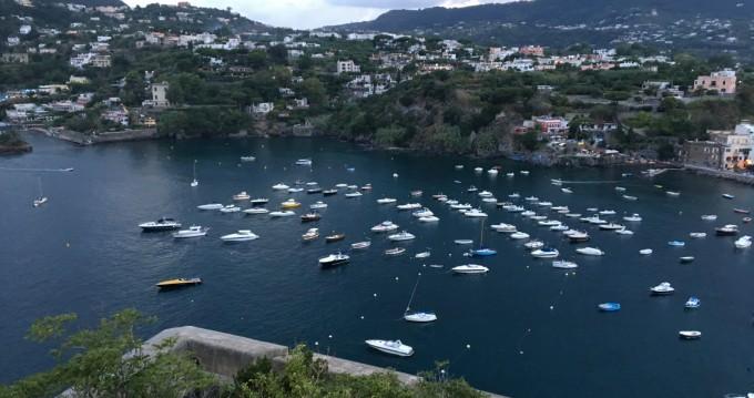 Verhuur Motorboot in Ischia - Rinker 300 fiesta