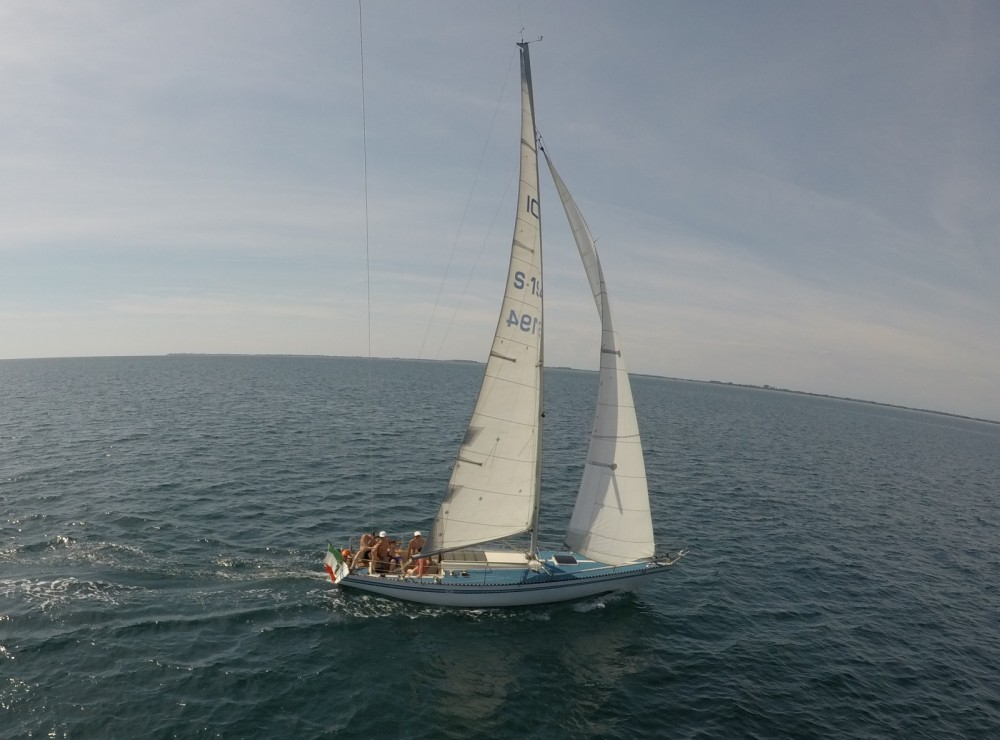 Hire Sailboat with or without skipper Bianca Villaggio del Pescatore