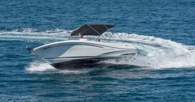 Location bateau Jeanneau Cap Camarat 7.5 Open à Seget Vranjica sur Samboat