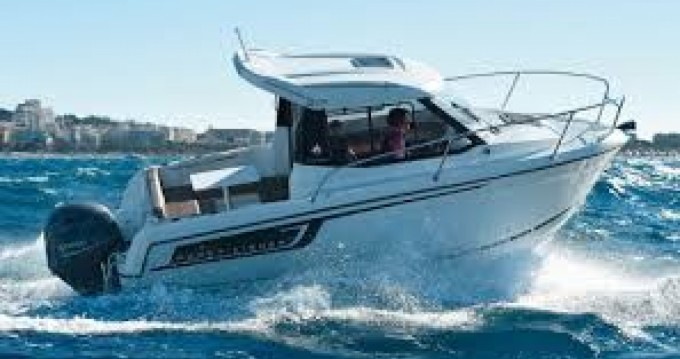 Hire Motor boat with or without skipper Jeanneau Nantes
