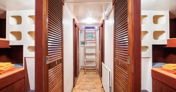 Rental Yacht in Nice - Forbes, Sandhaven EX. MFV
