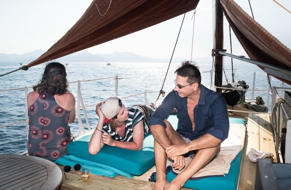 Yachten mit oder ohne Skipper Forbes, Sandhaven mieten in Antibes