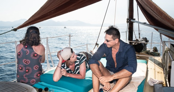 Hire Yacht with or without skipper Forbes, Sandhaven Nice