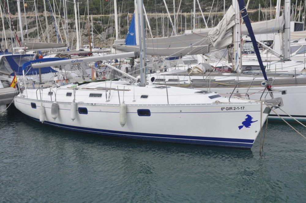 Huur Zeilboot met of zonder schipper Bénéteau in Castelldefels