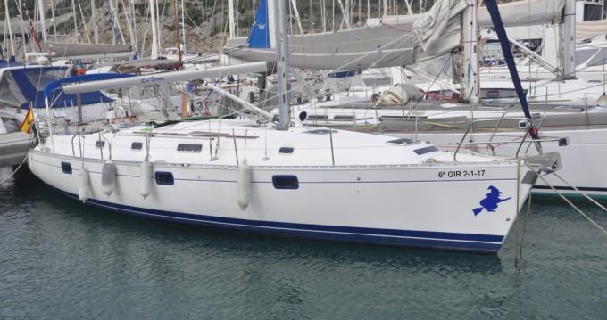 Louer Voilier avec ou sans skipper Bénéteau à Castelldefels
