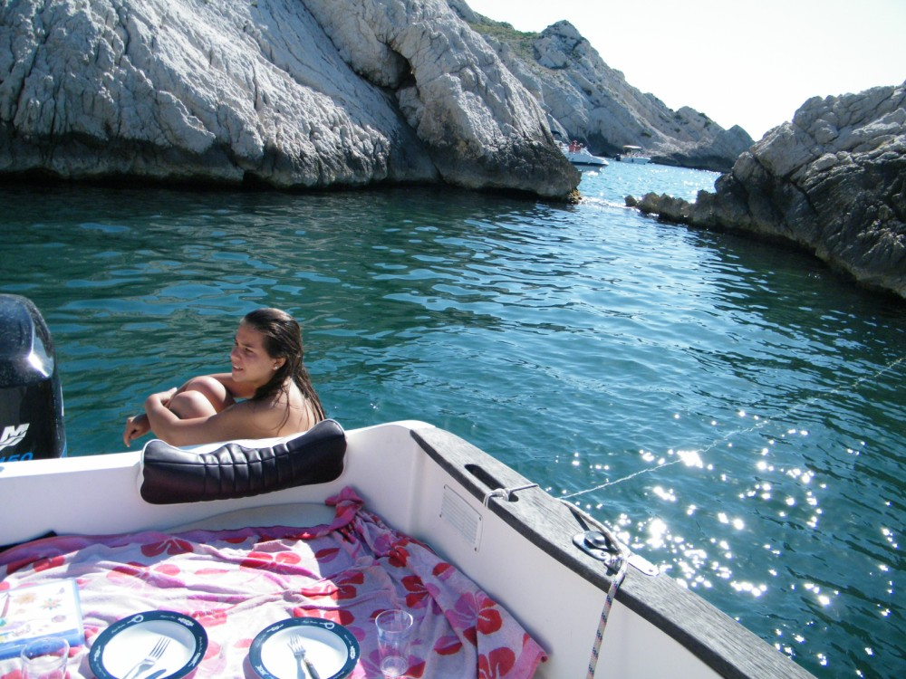 Location yacht à Marseille - Quicksilver Quicksilver 650 Cruiser sur SamBoat