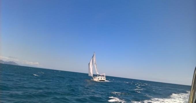 Location bateau Cogolin pas cher Aloa 27