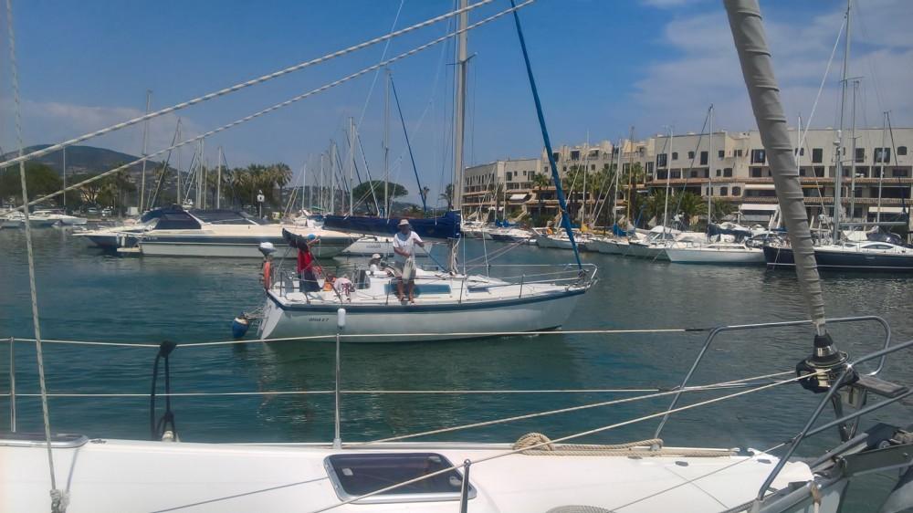 Location bateau Aloa Aloa 27 à Gassin sur Samboat