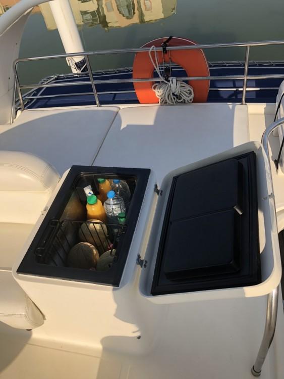 Location bateau Mauguio pas cher Rodman 41