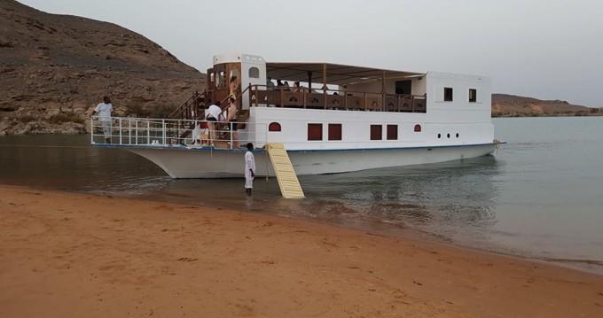 Location yacht à Assouan - Queen Tiyi Safari Boat sur SamBoat